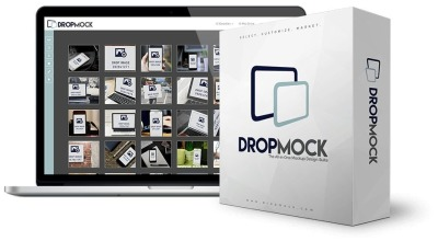DropMock review demo and premium bonus